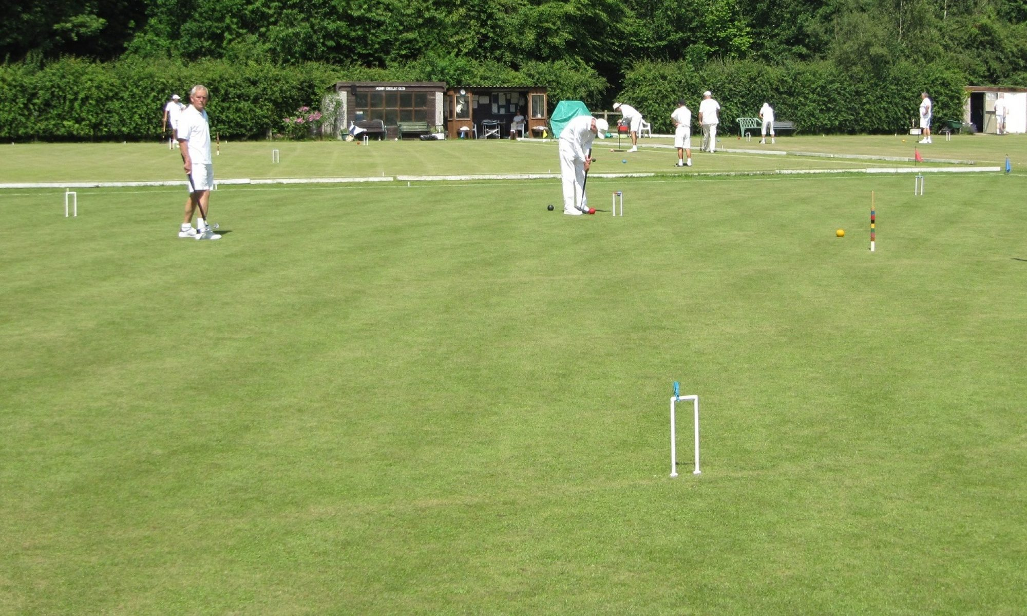 Ashby Croquet Club